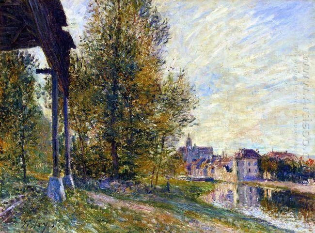 near moret sur loing 1881