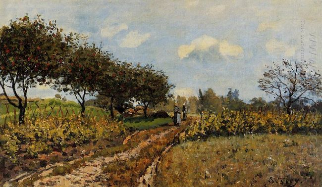 path in the country 1876