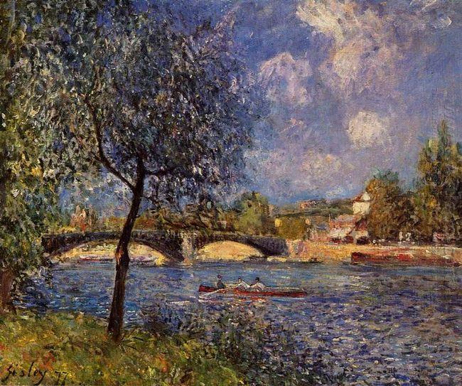 rowers 1877