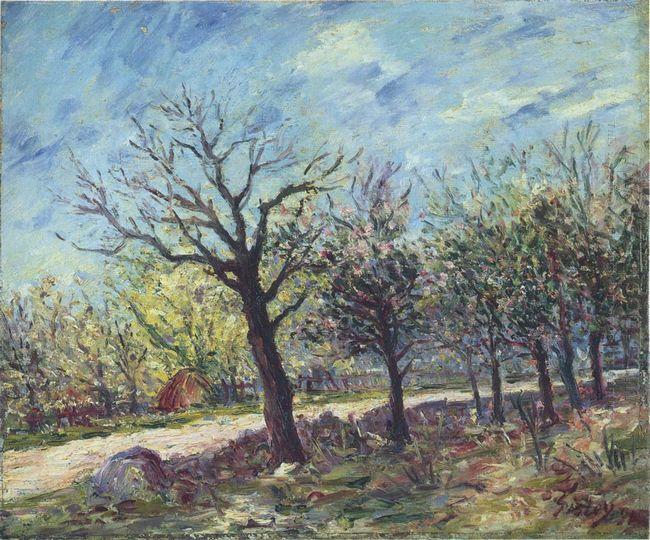 sablons in spring 1890