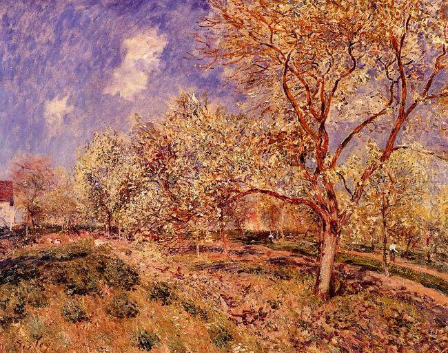spring at veneux 1880