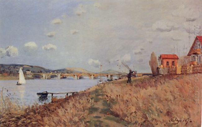 the bridge at argenteuil 1872