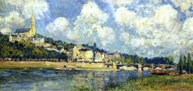 the river at saint cloud