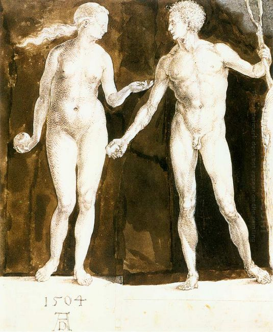 adam and eve 1504