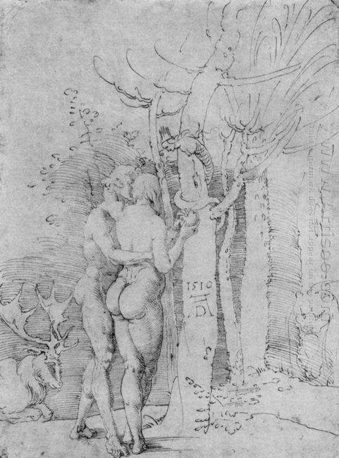 adam and eve 1510