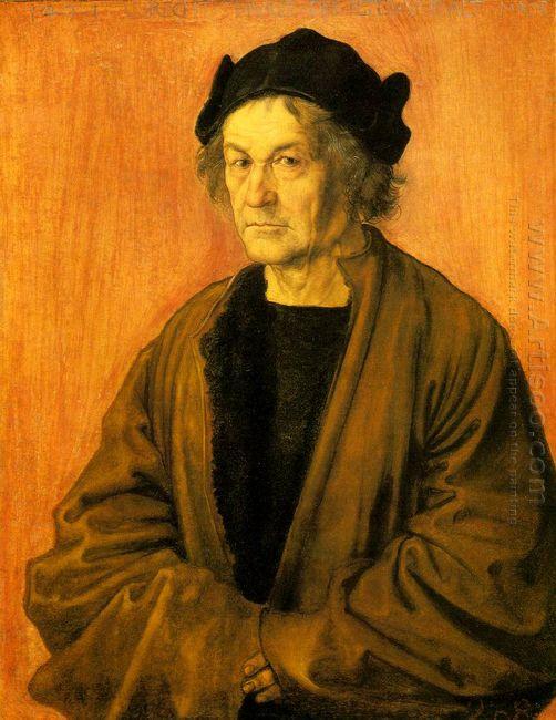 albrecht durer s father 1497