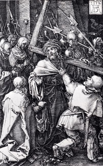 bearing of the cross 1512