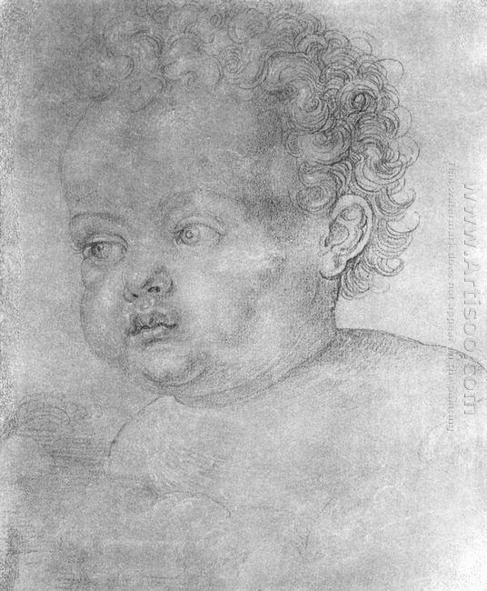 child s head 1