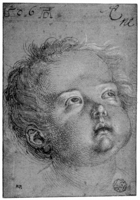 child s head