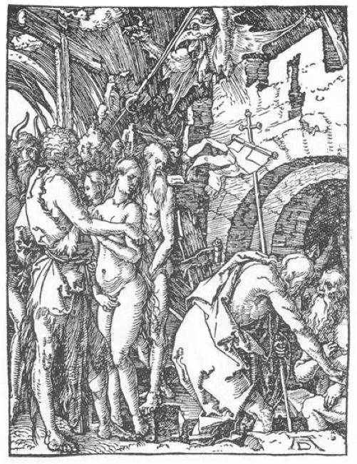 christ in limbo 1511