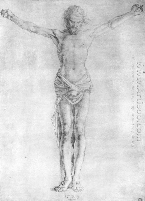 christ on the cross 1