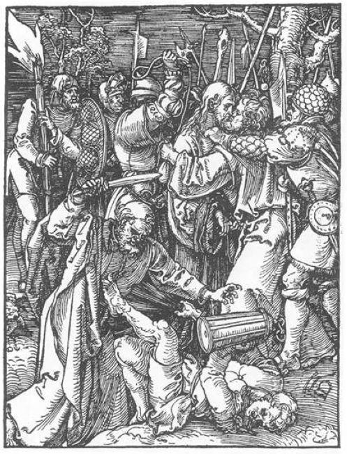 christ taken captive 1511