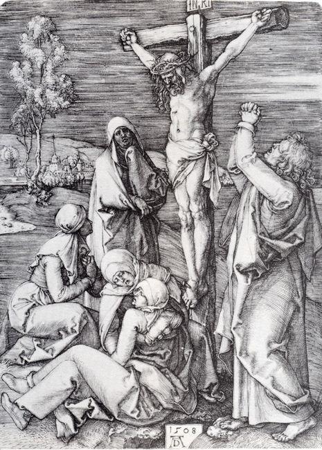 crucifixion 1508