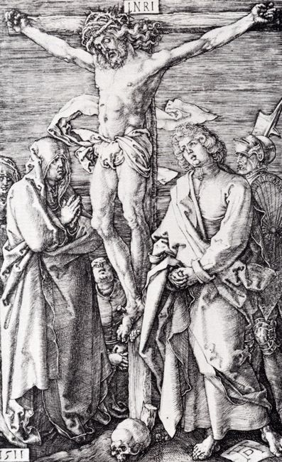 crucifixion 1511