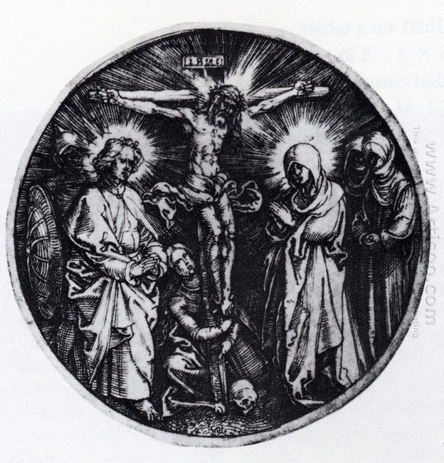 crucifixion 1519