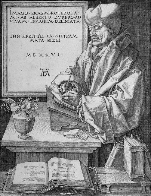 desiderius erasmus of rotterdam 1526