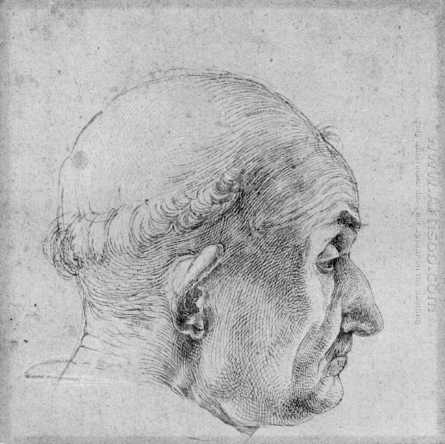 head of a pope