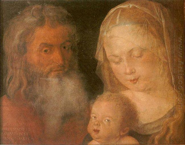 holy family 1509