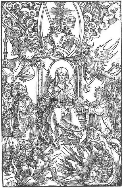 illustration to revelationes sancte birgitte 1500 1