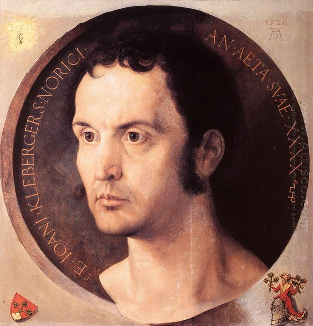 johannes kleberger 1526