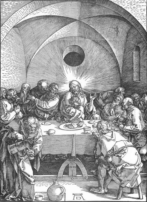 last supper 1510