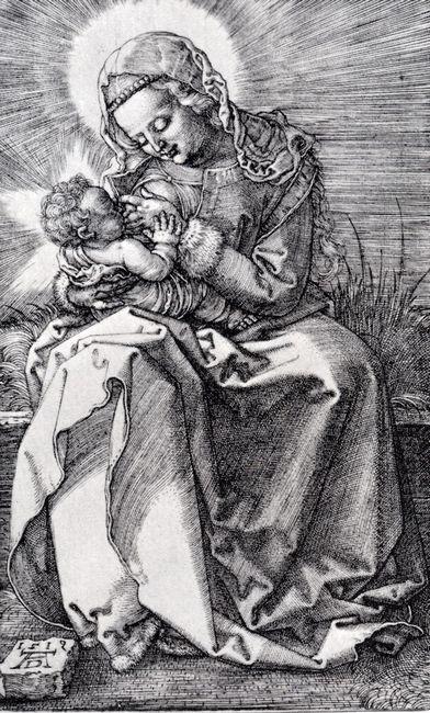 madonna nursing 1519