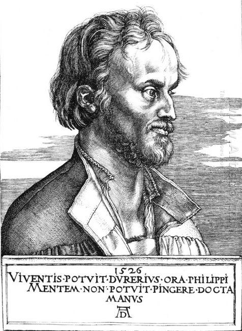 melancthon 1526