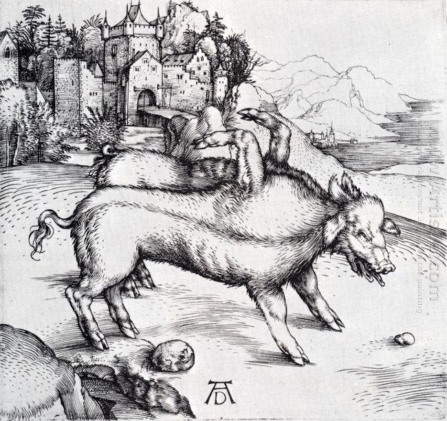 monstrous hog of landser 1496