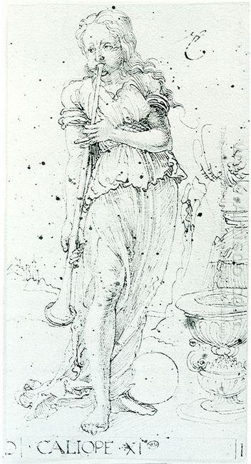 muse calliope 1494