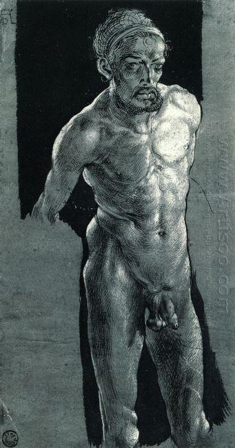 nude sel portrait 1505