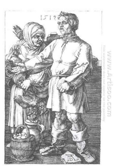 peasans at the market 1512