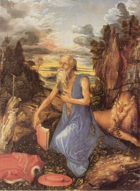 penitent jerome 1497