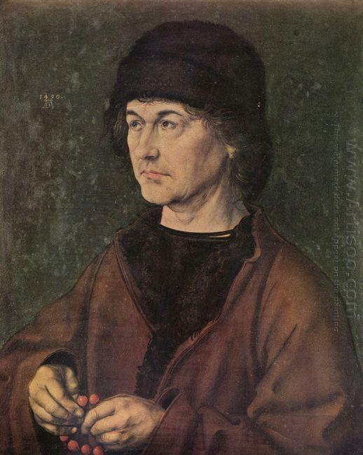 portrait albrecht d