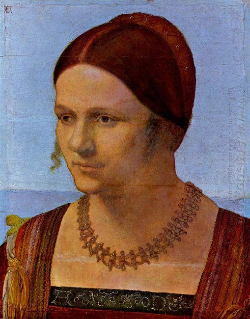 portrait a young venetian