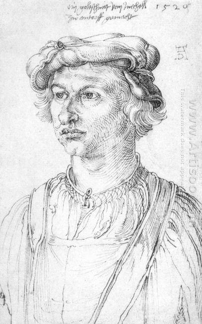 portrait of a goldsmith from mechelen