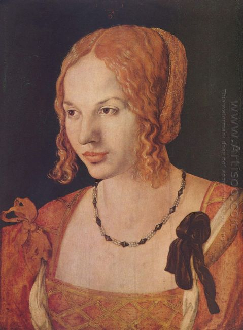 portrait of a venetian 1505