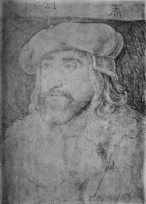 portrait of christian ii king of denmark