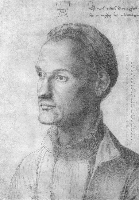 portrait of d
