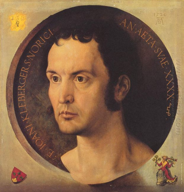 portrait of john s kleberger 1526