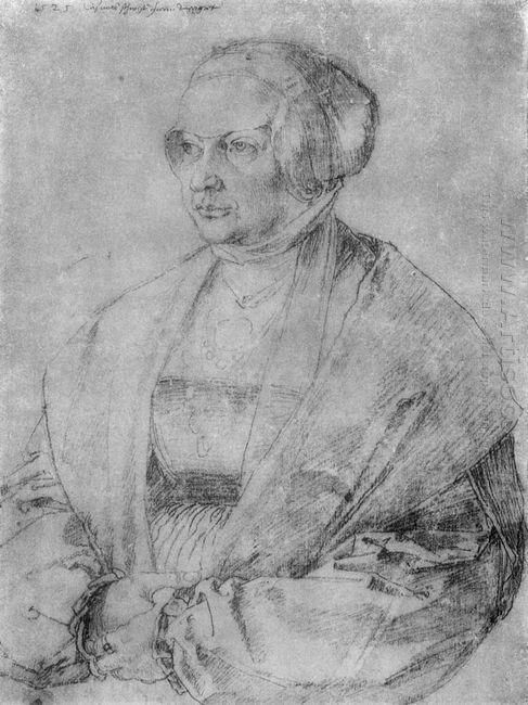 portrait of margaret of brandenburg ansbach
