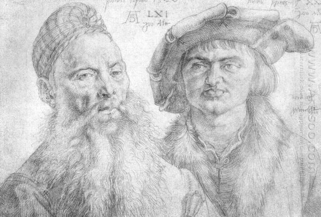 portrait of paul martin and the topler pfinzig