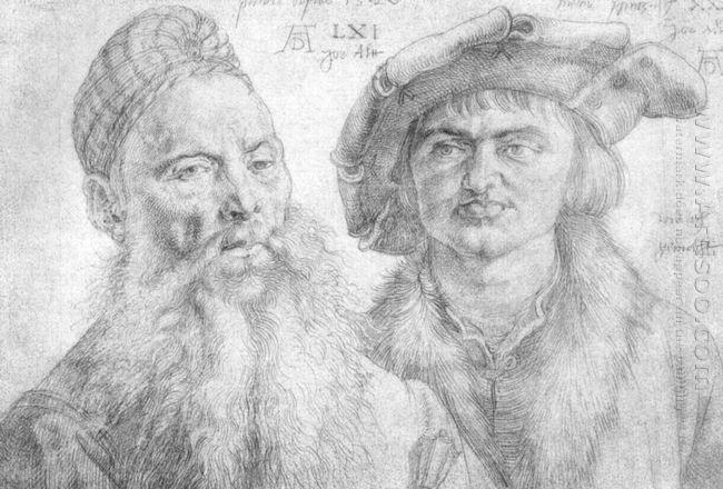 portrait of paul martin and the topler pfinzig