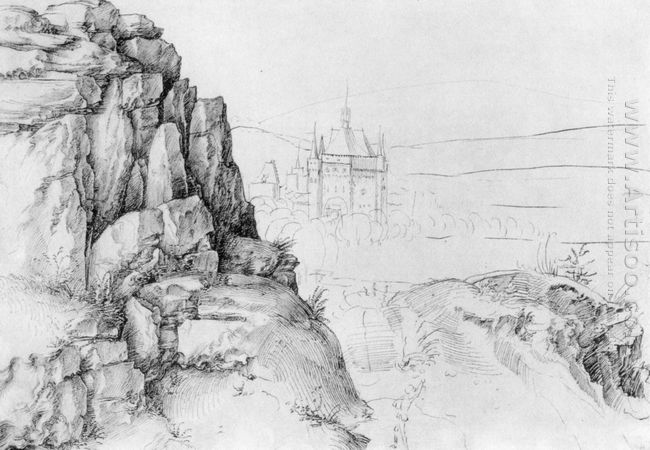 rock study of hikers