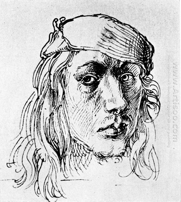 self portrait 1493 1