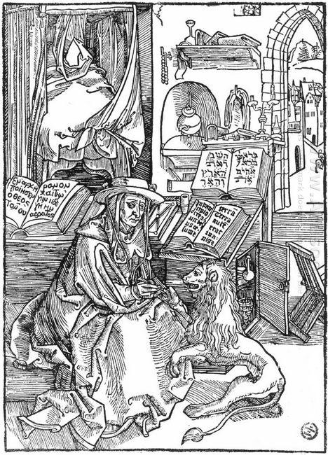 st jerome 1492