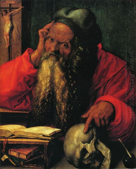 st jerome 1521