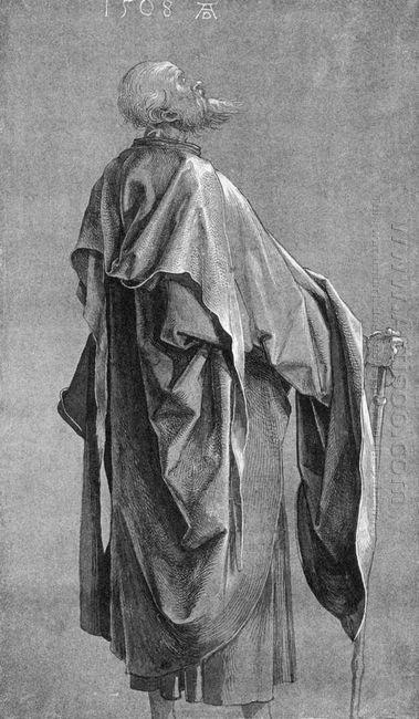 study of drapery 1508 1