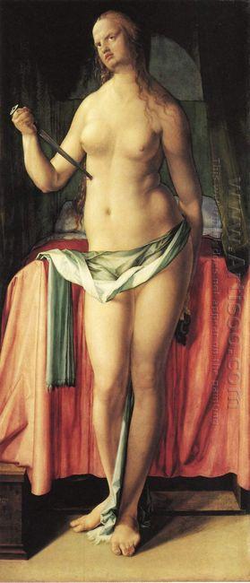 suicide of lucretia 1518