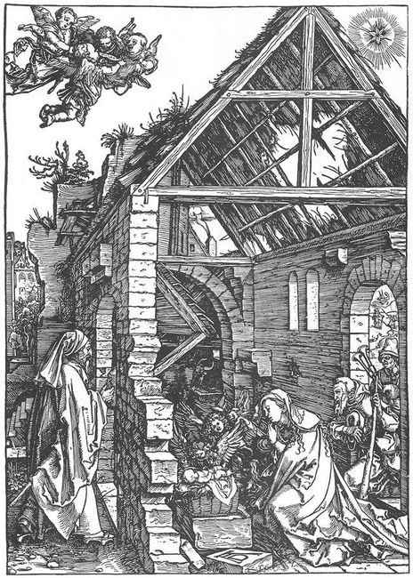 the adoration of the shepherds 1505