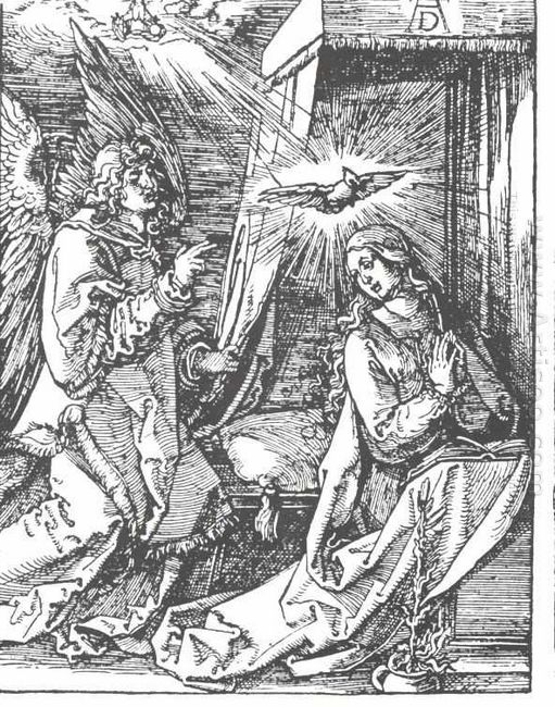 the annunciation 1511
